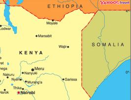 Ethnic conflict in somalia seen this terrific